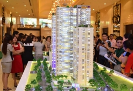 Hơn 300 căn hộ The Western Capital có chủ trong ngày ra mắt