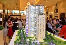Trong 1 ngày, hơn 300 căn hộ The Western Capital được đăng ký giữ chỗ