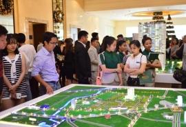 Dự án The Western Capital gây sốc thị trường trong ngày đầu công bố